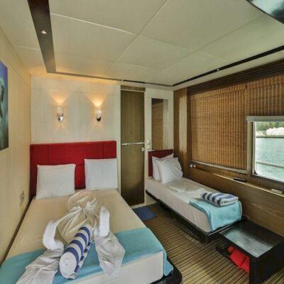 Каюта Яхта Travel Regatta 2015