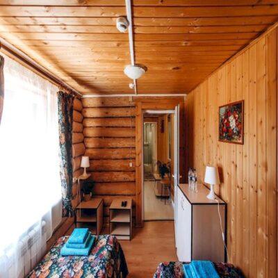 Коттедж внутри Поместье «Загосье» Пушкинские горы Пушгоры Псковская область