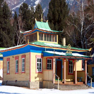 Культовый дацан «Бодхидхарма»