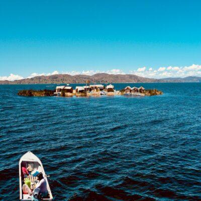 Озеро Титикака Перу