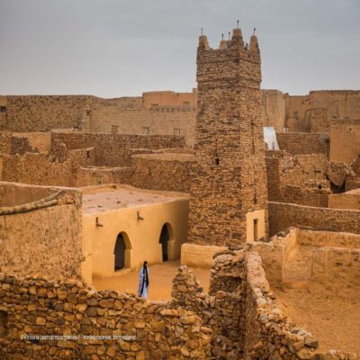 Дома Мавритания