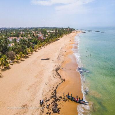 Пляж Сенегал