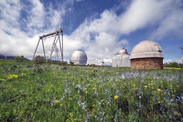 Астрономическое путешествие в Архыз на июньские праздники