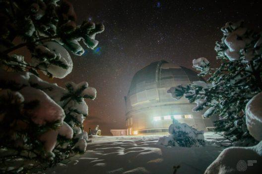 Астрономическое путешествие в Архыз: Новый год под звездами Архыза