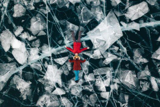 Байкальский лёд — 2021