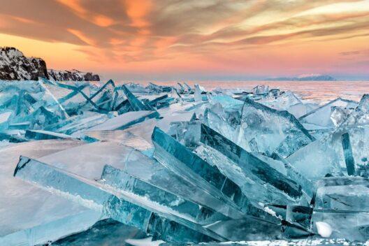 Снежные сказки великого Байкала, короткий маршрут