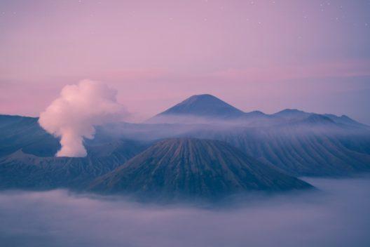 Страна вулканов и тысячи островов