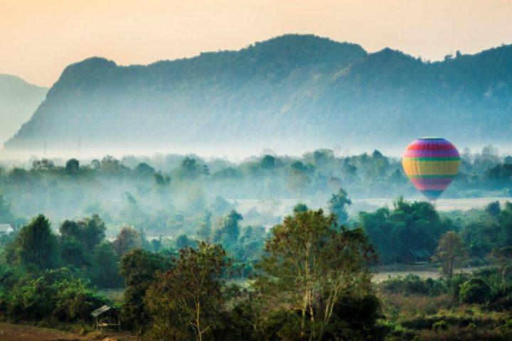 Новый год в стране Оз: Чиптрип-экспедиция по Таиланду и Лаосу