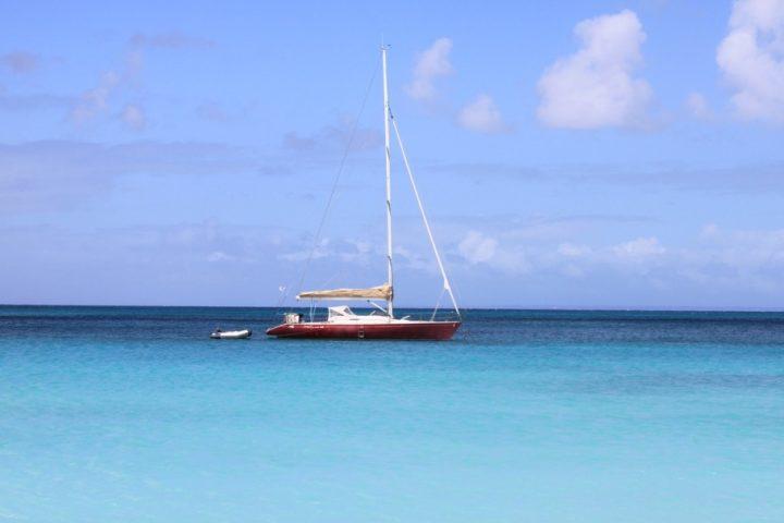 Яхтенное путешествие по Карибам на Новый Год