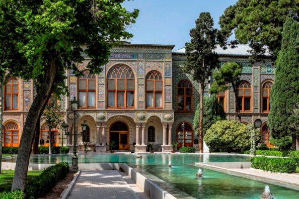 6088Персидские сказки: путешествие в Иран