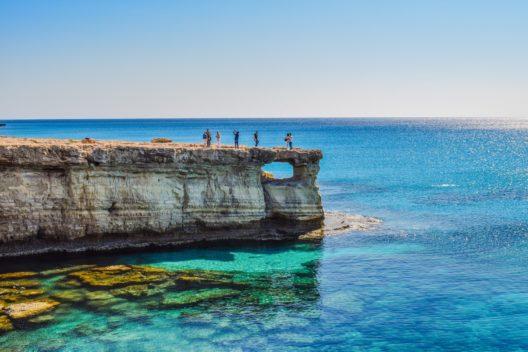 Трекинг на Кипре