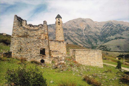 Чиптрип-экспедиция «Горные горы Кавказа»
