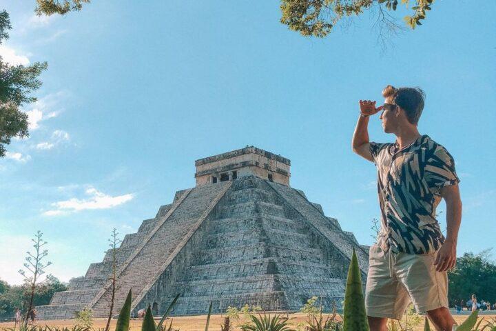 Путешествие-квест из Мехико на Карибское побережье «В поисках золота майя»