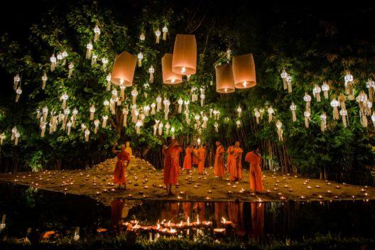 Экспедиция по Таиланду и Малайзии «Краски Лой Кратонга»