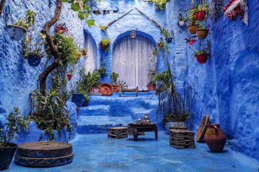 Чиптрип-экспедиция «Новогодние краски Марокко», только для вакцинированных