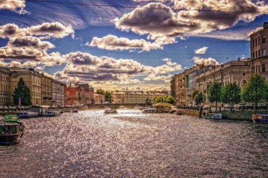 Маленькая Чиптрип-экспедиция в Петербург