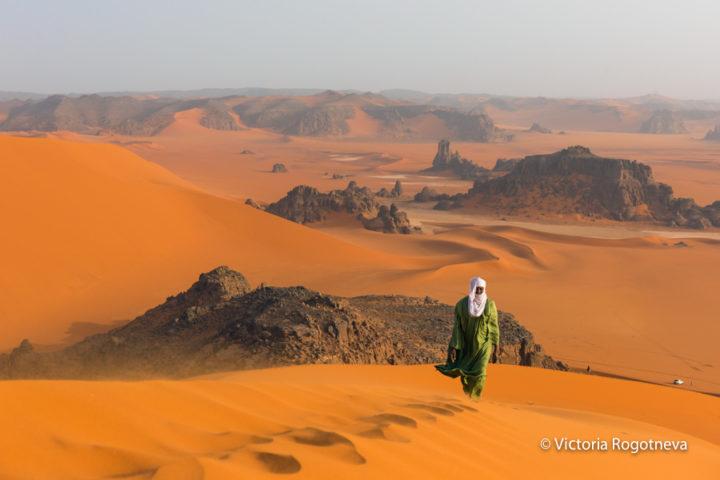 Экспедиция в Алжир : тайны Великой пустыни