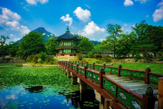 Весенний Гранд тур по Корее