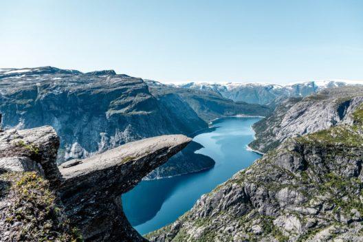Тур по южной Норвегии с проживанием в домиках