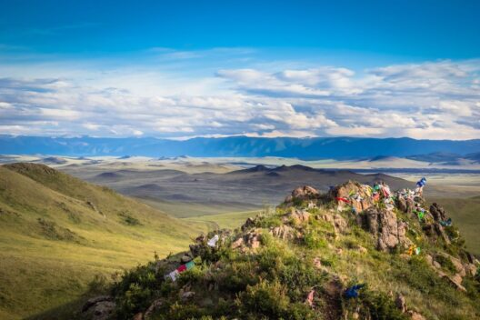 Экскурсионно-этнографическая экспедиция в Тыву