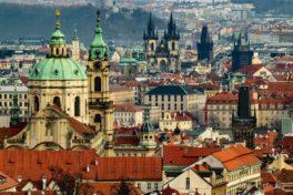 Другая Прага: чиптрип-романтика по-чешски