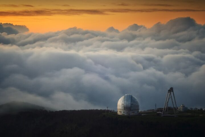 Астрономическое путешествие в Архыз на майские праздники