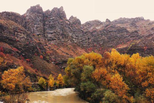 Осеннее путешествие по Армении и Грузии