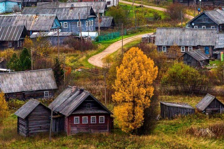 Тихая Родина: туры выходного дня по вепсским деревням Ленинградской области