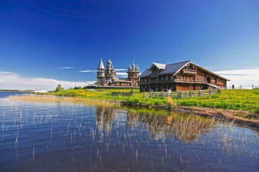 Карельская сказка: поход на яхте по красивейшим местам Онеги
