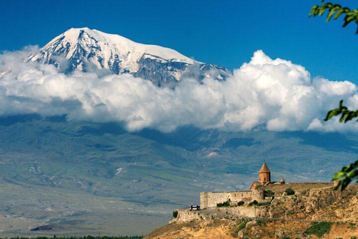 Активный тур по солнечной Армении