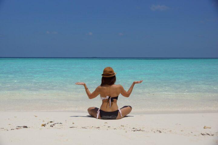 Новогодний йога-тур на Мальдивские острова