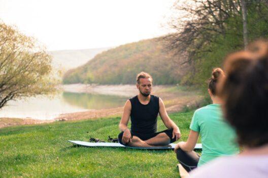 «Новое обретение силы»: йога-тур в Крым