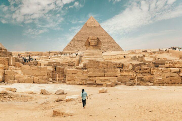 Экспедиция по Египту «В тени великих пирамид»