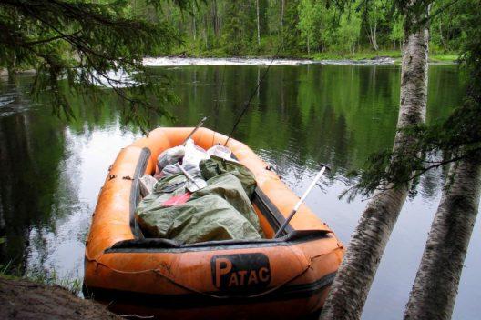 Тур выходного дня: «Два дня на реке Шуя» (сплав на рафтах)
