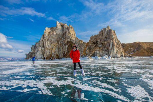 Экспедиция на Байкал «Северное сияние — 2021»