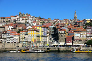 Португалия: из Лиссабона в Порту и обратно